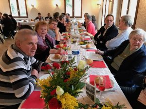 Repas des aînés 2018 @ Salle du Vandy de Chelles