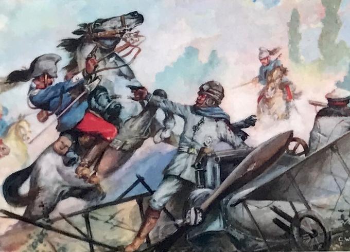 Centenaire de l'Armistice à Rethondes