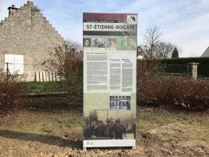 panneau Escadron de Gironde