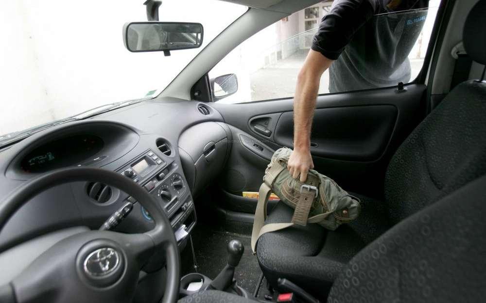 Vol de ou dans un véhicule : comment l'éviter ?