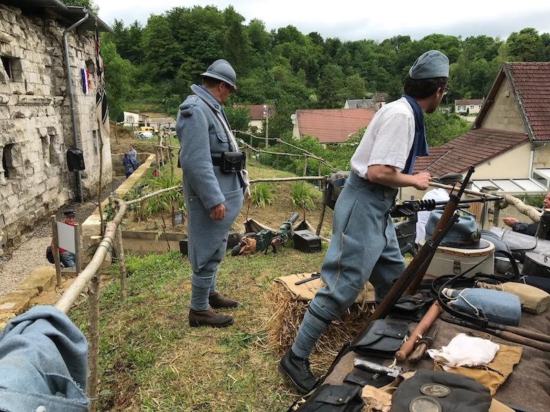 Visites guidées / conflit de la première guerre mondiale