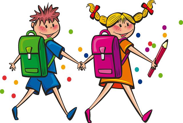 Calendrier des écoles 2017-2018