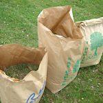 sacs déchets verts