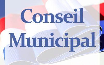 Résumé du conseil municipal du 22 mars 2018