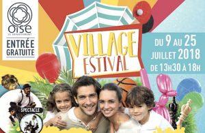 Village Estival 2018 @ Oise