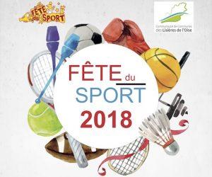 Fête du sport 2018 @ Complexe Sportif et Culturel à Couloisy