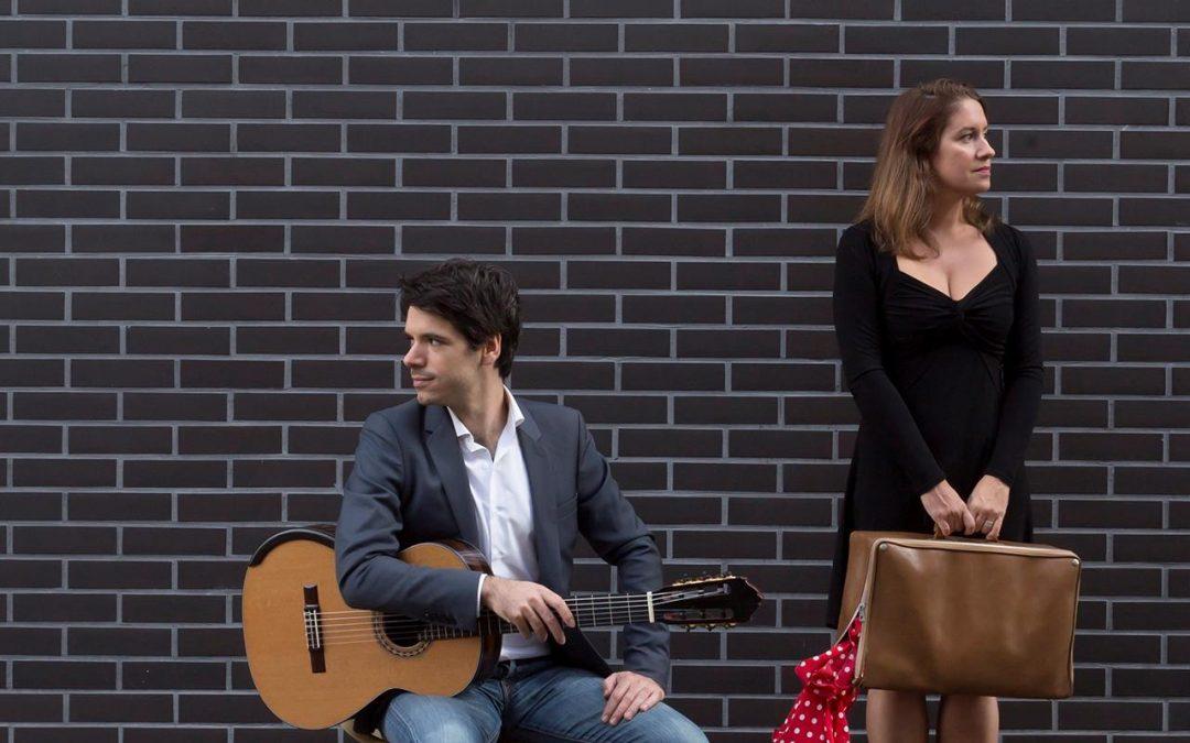Un duo voix et guitare le 24 novembre au Vandy