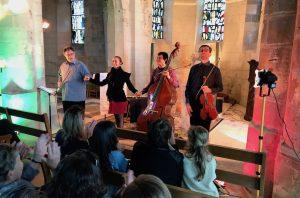 Spectacle musical du Quatuor Arcantum @ Eglise de Le Meux | Le Meux | Hauts-de-France | France