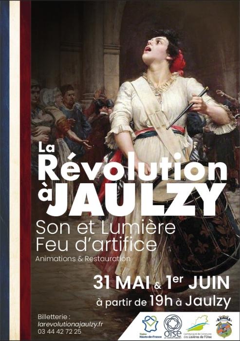 #LaRevolutionAJaulzy
