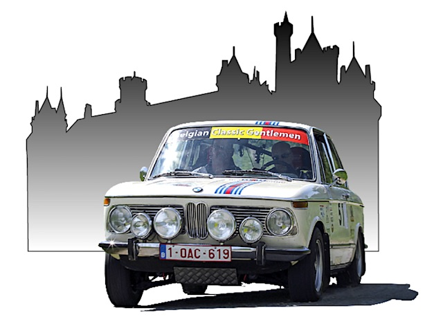 Passages de voitures anciennes des années 60 à 80