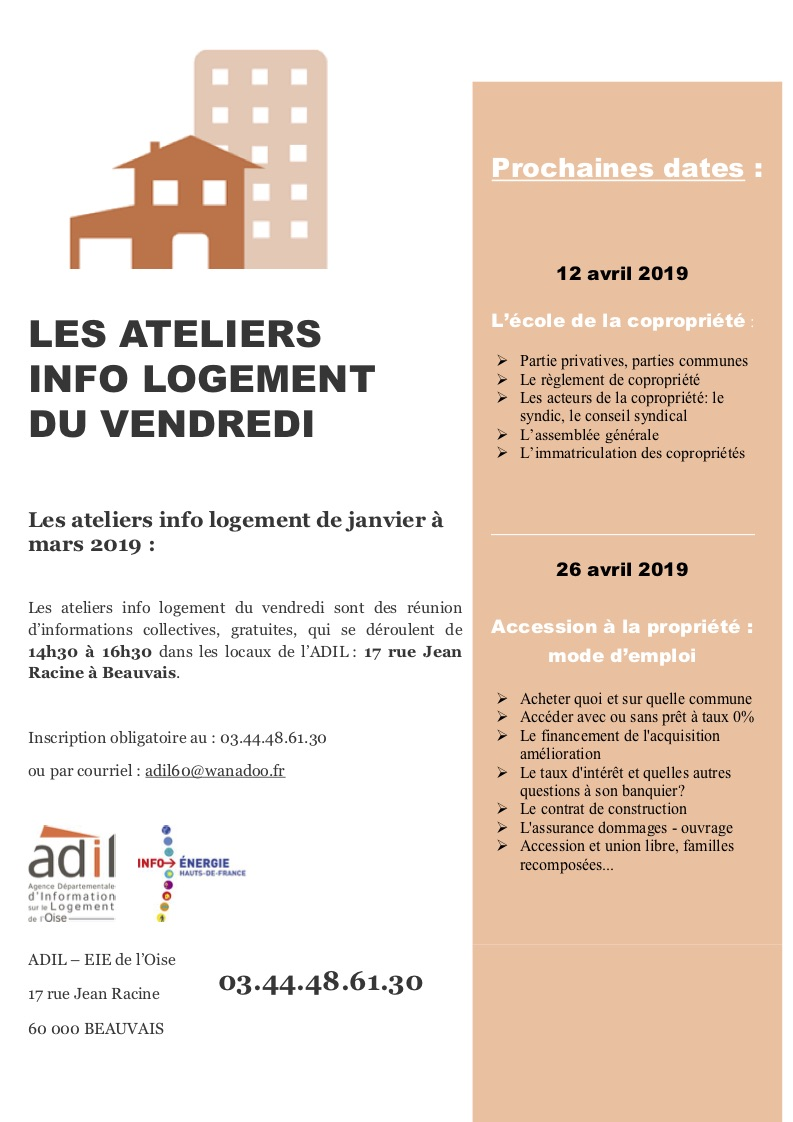 info logement