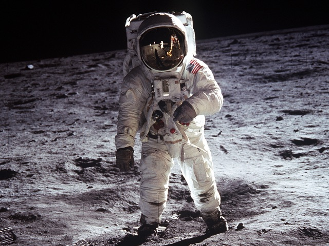 Évènement lunaire à Chelles