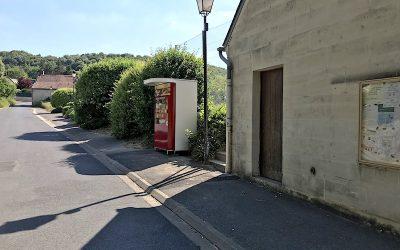 Des distributeurs automatiques de pains dans la commune