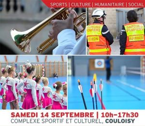 Forum des associations 2019 @ Complexe sportif et culturel de Couloisy