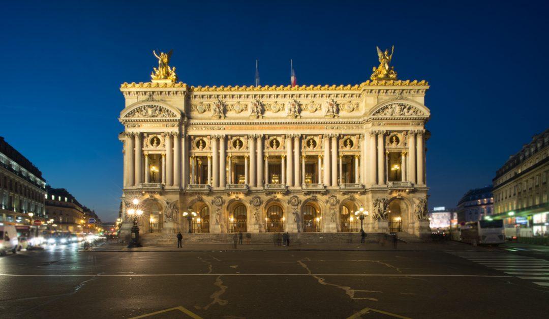 Sortie à Paris le 7 décembre 2019