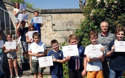 Des champions de calcul à Saint-Étienne-Roilaye