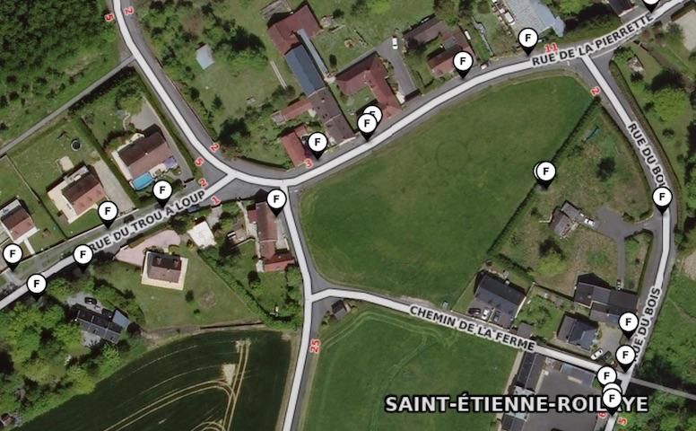 La Fibre Orange à Saint-Etienne-Roilaye