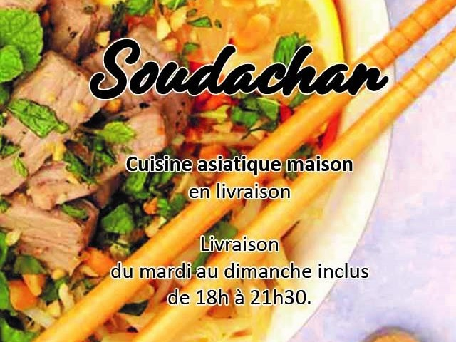 Cuisine asiatique made in St-Etienne-Roilaye